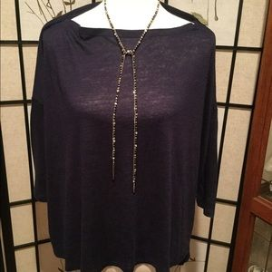 """Stella & Dot High-Low """"You Are Loved"""" Top"""
